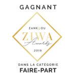 Gagnant Ziwa Faire-part